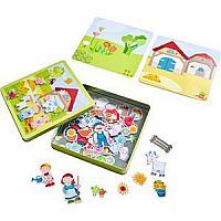 Farm Magnetic Game Box
