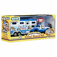 Lights & Sirens Animal Rescue Set
