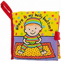 Where is My Belly Button Book 7""
