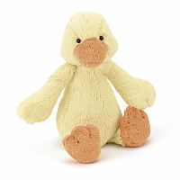 Bashful Duckling Yellow Medium 12""