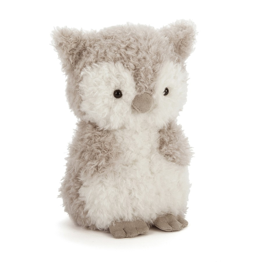 Wake Up Little Owl Toy 8 Kiddlestix Toys