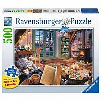 500 pc Cozy Retreat Puzzle
