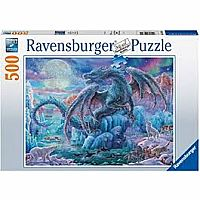 500 pc Mystical Dragons Puzzle