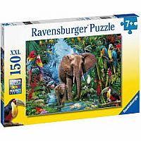 150 pc Safari Animals Puzzle