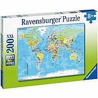 200 pc The World Puzzle