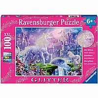 100 pc Unicorn Kingdom Puzzle