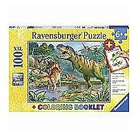 100 pc World of Dinosaurs Puzzle
