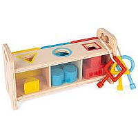 Shape Sorter Box with Keys