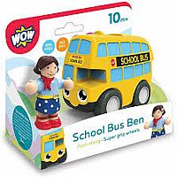 My First School Bus Ben