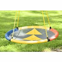 Adventure Sky Swing Triangle 40""