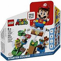 Super Mario Adventures with Mario Starter Course **REQUIRED TO USE WITH ALL OTHER MARIO SETS**
