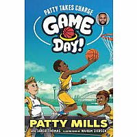 Game Day!, Patty Takes Charge