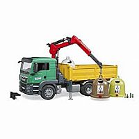 MAN TGS Recycling Truck