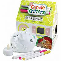 LED Candle Critters Mouse