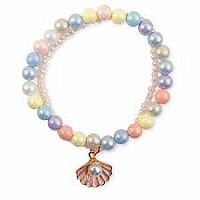 Boutique Pastel Shell Bracelet