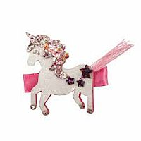 Boutique Tassy Tail Unicorn Hairclip
