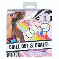 Chill Out & Craft Earring Design Kit