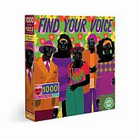 1000 pc Find Your Voice Puzzle