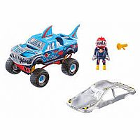 Stunt Show Shark Monster Truck