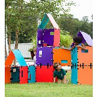 Mighty Fantasy Fort Colorblock