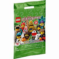 Lego Mini figuresSeries 21