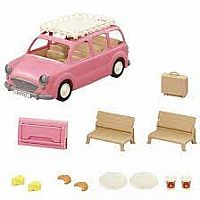 Calico Critters Family Picnic Van