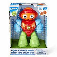 Lights and Sounds Robot