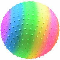 "18"" Rainbow Knobby Ball"