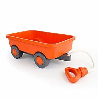 Orange Wagon