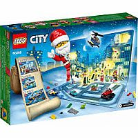 Advent Calendar Lego City