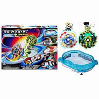 Beyblade Virtual Drop Battle Set