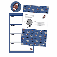 Seal and Send Football Helmets