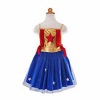 Super Hero Tunic size 4-7