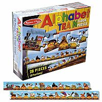 Alphabet Train (28pc)