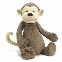 Bashful Monkey Medium 12""
