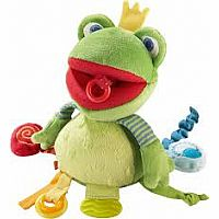 Play Figure Magic Frog