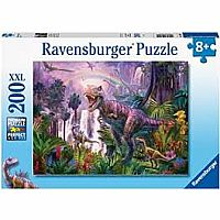 200 pc King of the Dinosaurs Puzzle