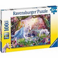 100 pc Magical Unicorn Puzzle
