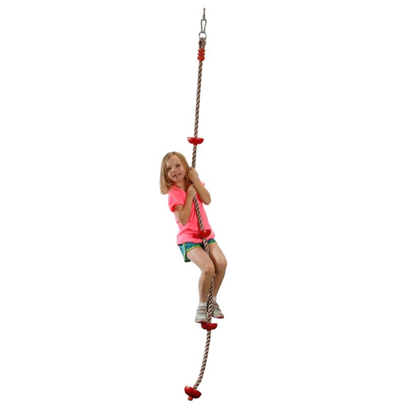Ninja Climbing Rope Kiddlestix Toys