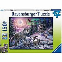 150 pc Northern Wolves Puzzle