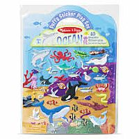 Puffy Sticker Ocean Play Set
